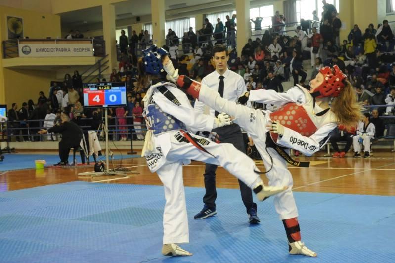 agonistiko-taekwondo-borei-el