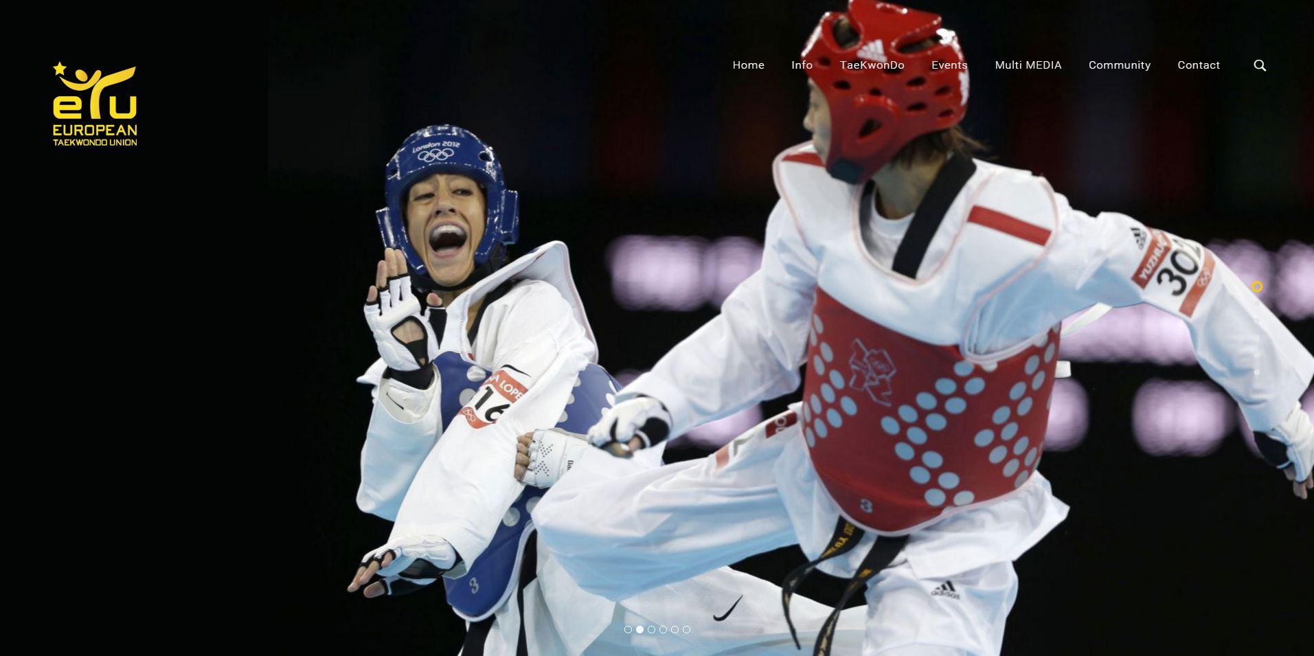 etu-european -union taekwondo-new site
