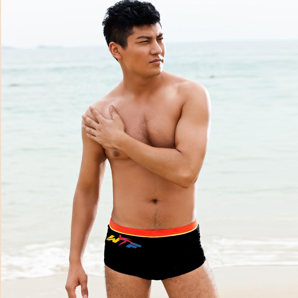 beach taekwondo man uniforms tkdmag - wtf