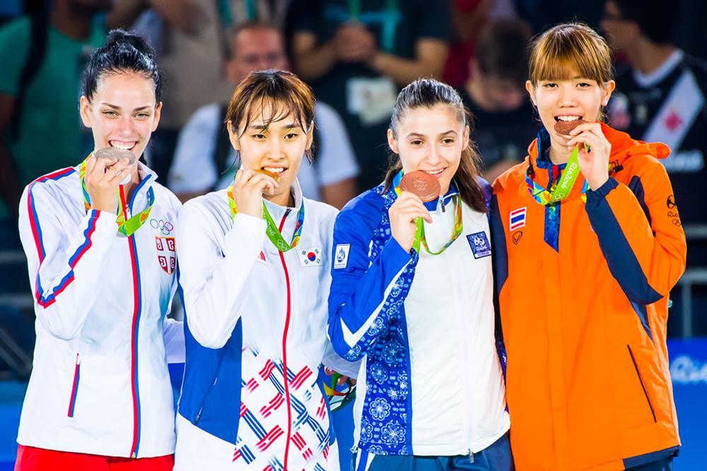 olympionikes tkd rio 2016 -49 kila