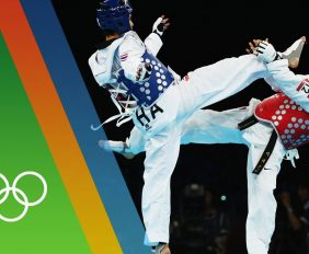 tkd olympic game
